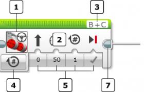 乐高EV3程序常用操作方式
