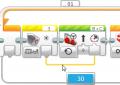 乐高EV3编程之数据线的操作教程